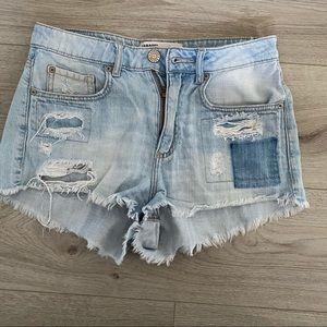Garage festival shorts